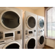 On-site laundry facility for guests to use