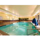 Indoor swimming pool - perfect for swimming all year long