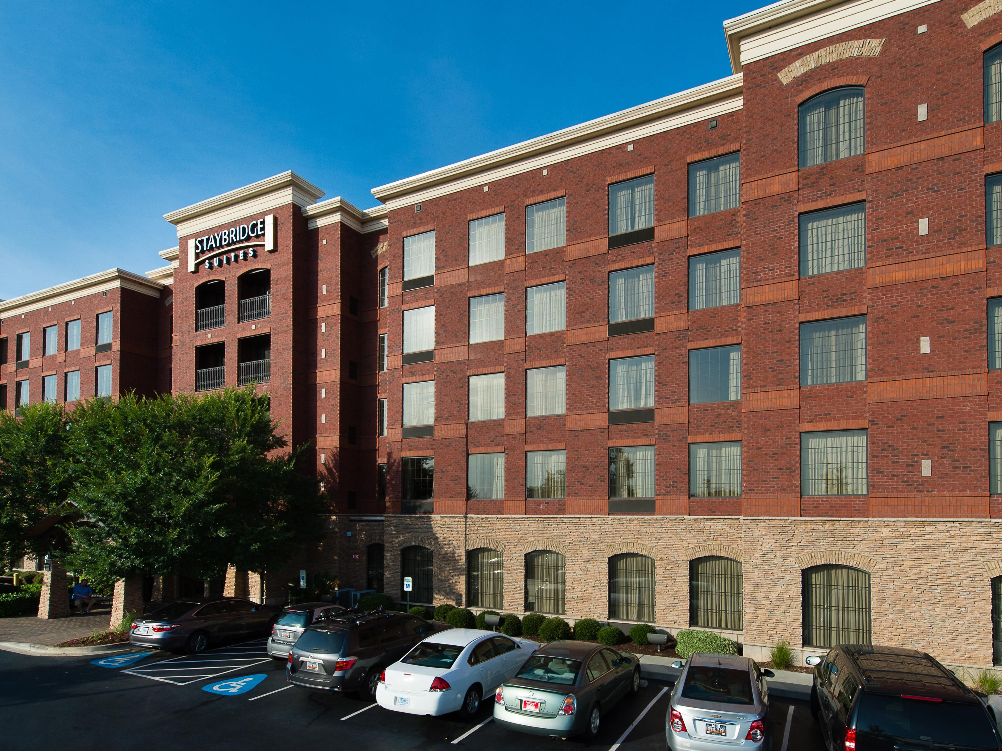 Staybridge Suites Columbia Extended Stay Hotel In United States With Full Kitchen