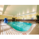 Relax in our heated indoor pool