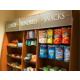 Snacks and sundries in our onsite Pantry