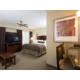 Spacious studio style suite