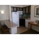Renovated One Bedroom Suite Kitchen