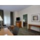 ADA/Handicapped accessible One Bedroom Suite