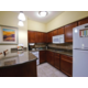 One Bedroom Suite w/2 Double Beds - Kitchen Area