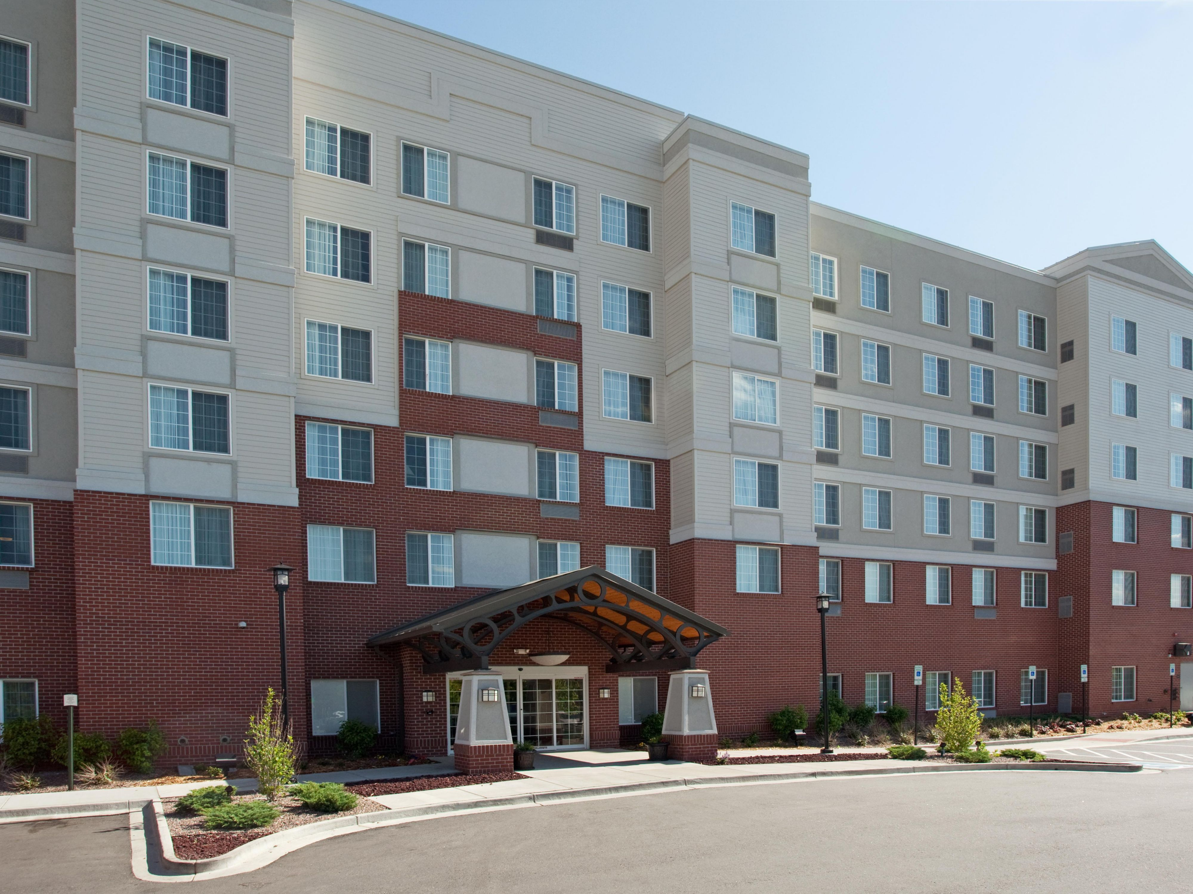 Extended Stay Hotels Close To Airport Staybridge Suites Denver
