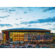 The Pepsi Center, home of Denver Nuggets and Colorado Avalanche.