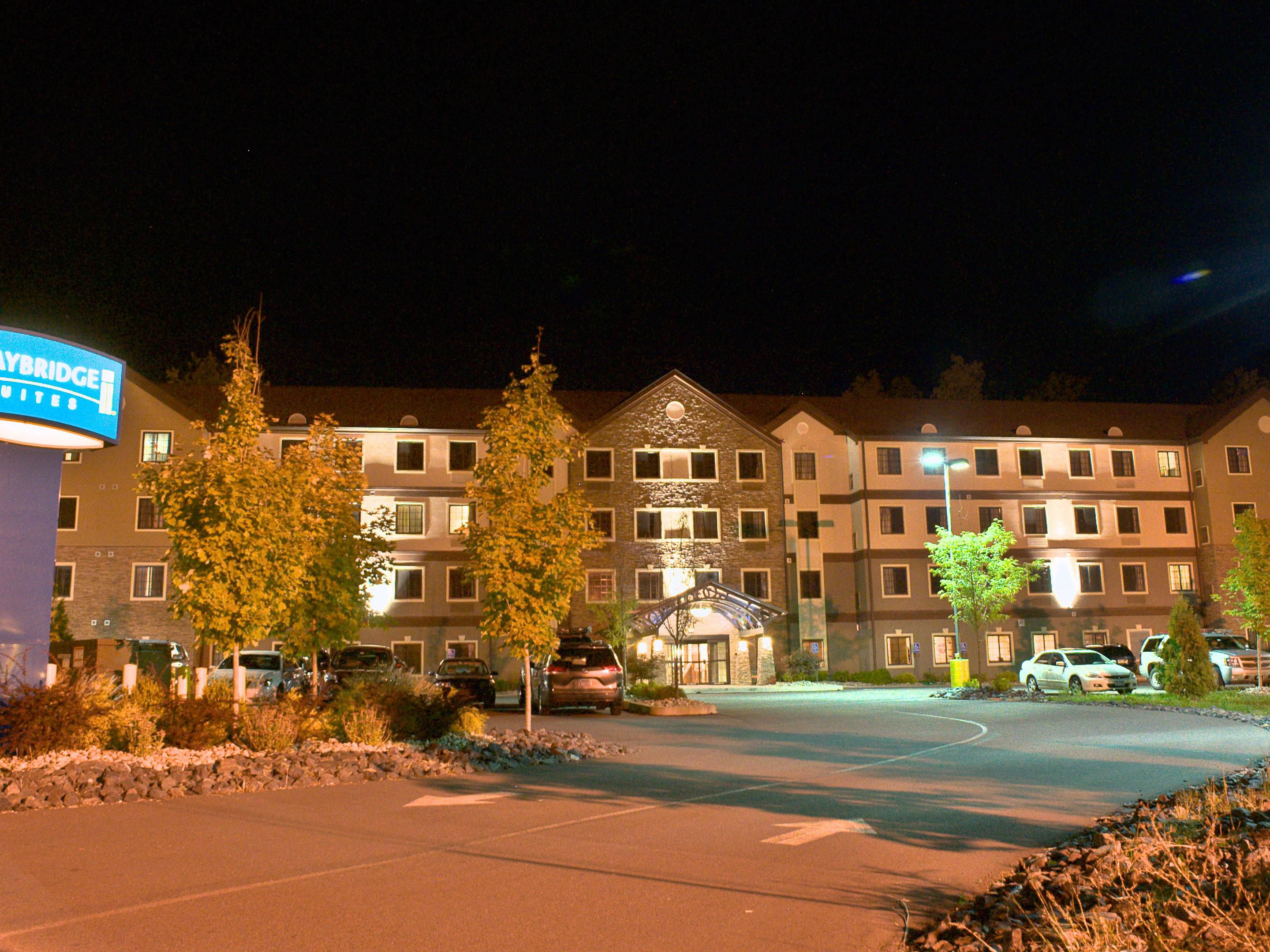 East Stroudsburg Hotels Staybridge Suites Poconos Extended Stay Hotel In Pennsylvania