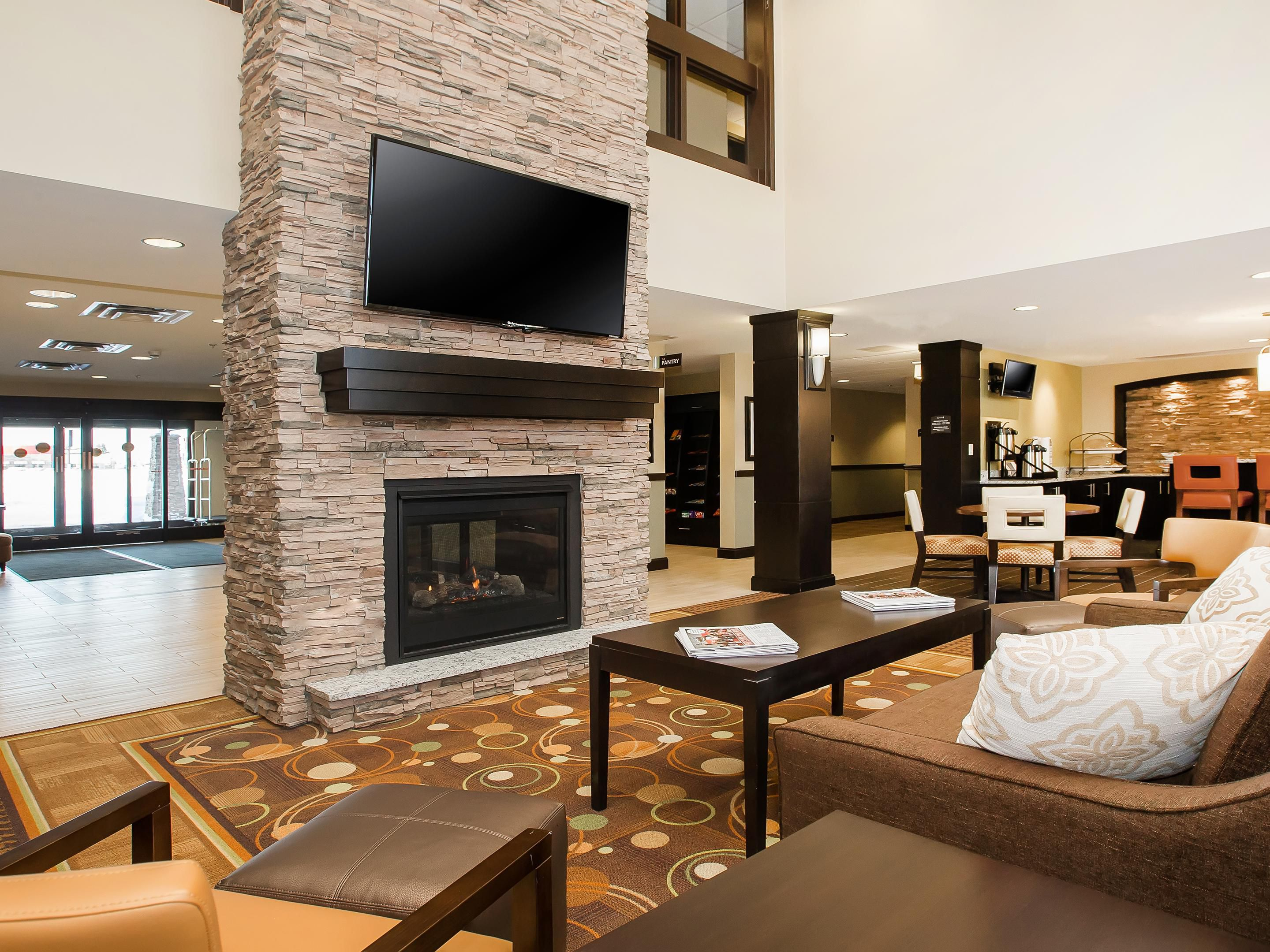 Staybridge Suites West Edmonton Extended Stay Hotel In Canada With Full Kitchen