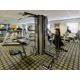Stay in shape while on the road in our Fitness Center