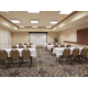 Our meeting rooom can host up to 45 guests for your next meeting