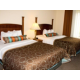 Double Bed Guest Room-One Bedroom Sutie with 2 double beds
