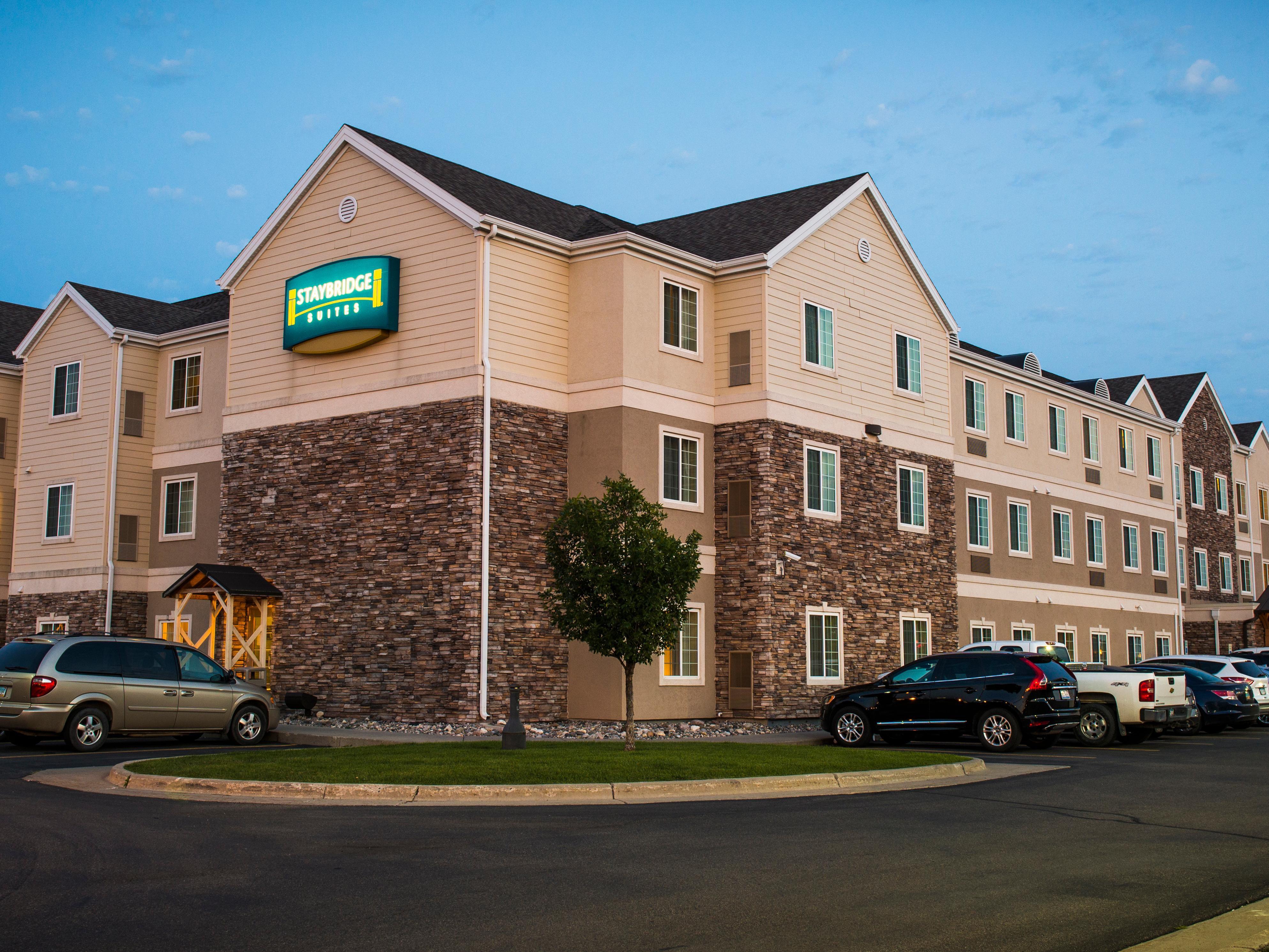 Fargo Extended Stay Hotels