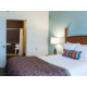 Handicapped One-Bedroom Queen Suite with Roll-in Shower