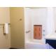 Handicapped Queen Studio Suite Bathroom