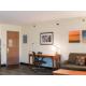Handicapped Queen Studio Suite Living Space