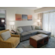 Suite Living Area with Sofa Bed