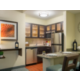 Kitchen of our One Bedroom & Two Bedroom Suites