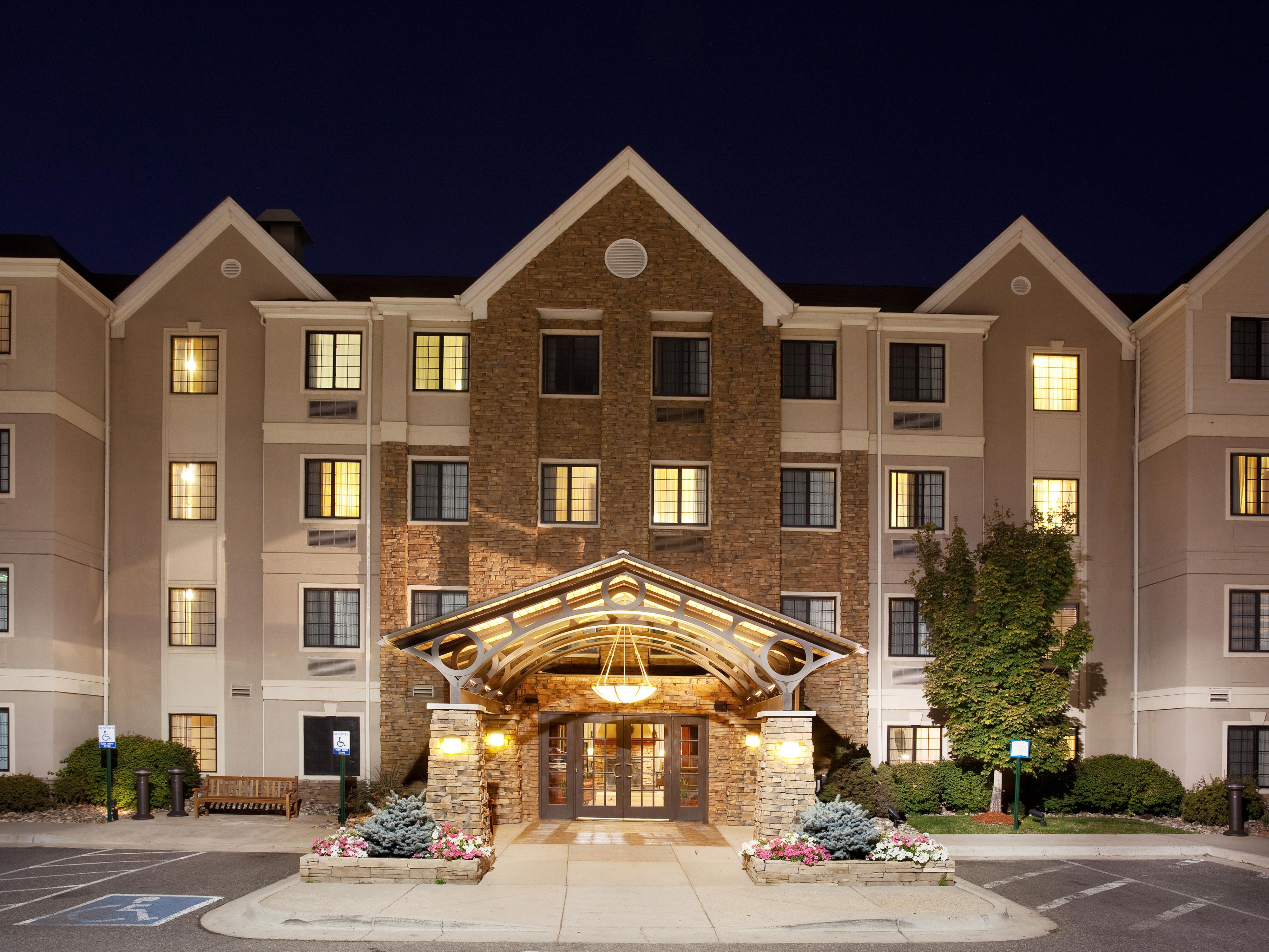 Glendale Hotels: Staybridge Suites Denver-Cherry Creek - Extended ...