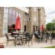 Enjoy our outdoor patio!