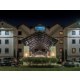 Hotel Front - Night