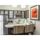 1 BDRM Suites Kitchen