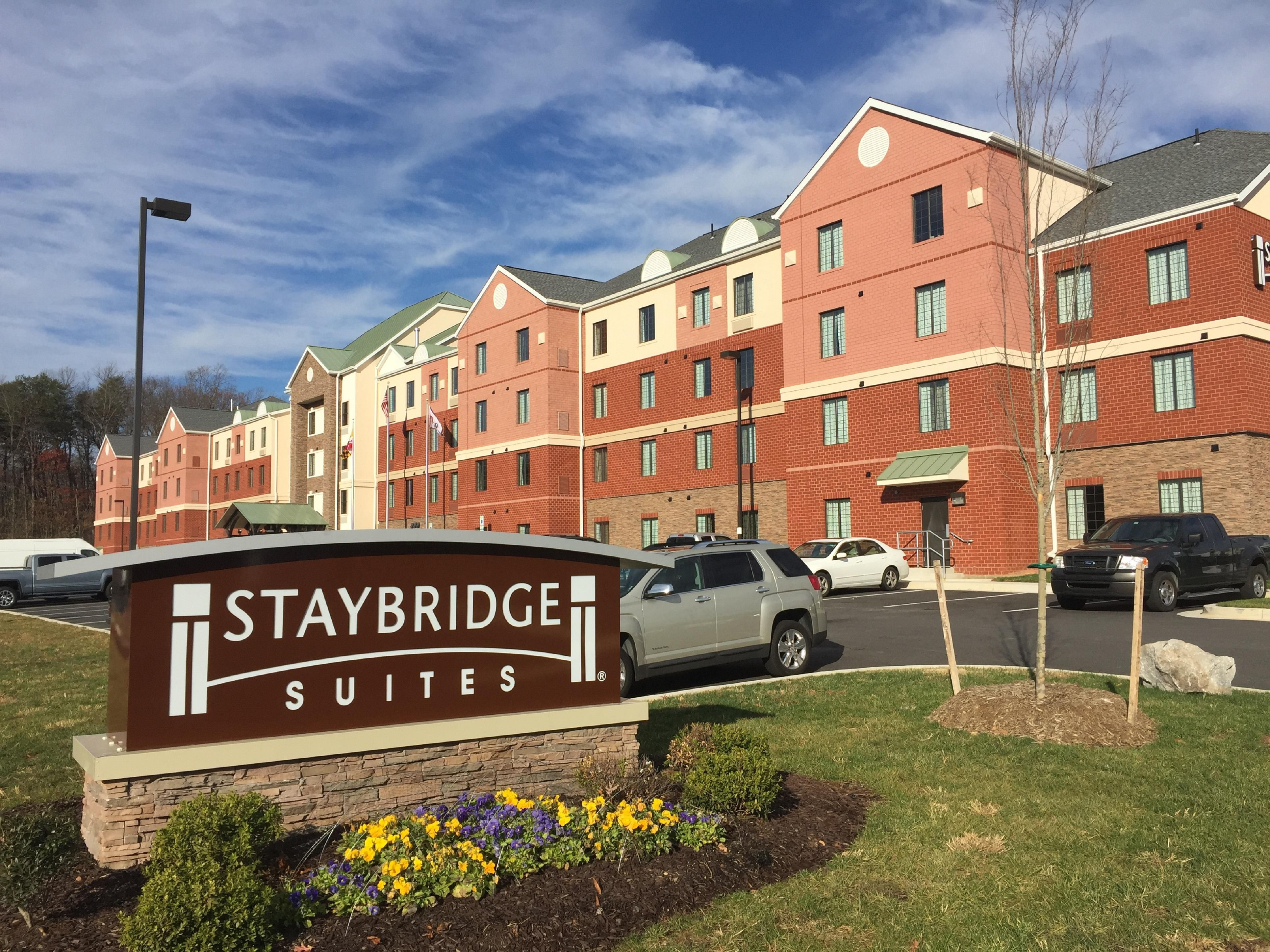Lanham Hotels Staybridge Suites Extended Stay Hotel In Maryland