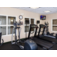 Keep your regular workout routine in our Fitness Center
