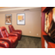 Watch a movie in our Home Movie Theater!