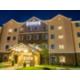 Staybridge Suites Lexington KY exterior at night