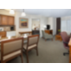 One Bedroom Suite with Two Double Beds and Fully Equipped Kitchen