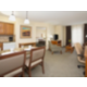 One Bedroom King Suite with Fully Equipped Kitchen