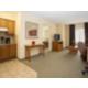 One Bedroom Queen Suite-Handicap Accessible-Equipped Kitchen