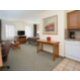 Spacious Studio Suite with Queen Bed and Fully Equipped Kitchen