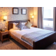 Apartments feature a comfortable King Bed for a restful sleep.