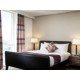 King Size Bed in all Suites