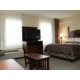Studio Suite with a Queen bed and fully equipped kitchen.