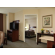 1-Bedroom Suite with separate living and sleeping area