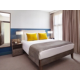 All Suites in the hotel has one king size bed