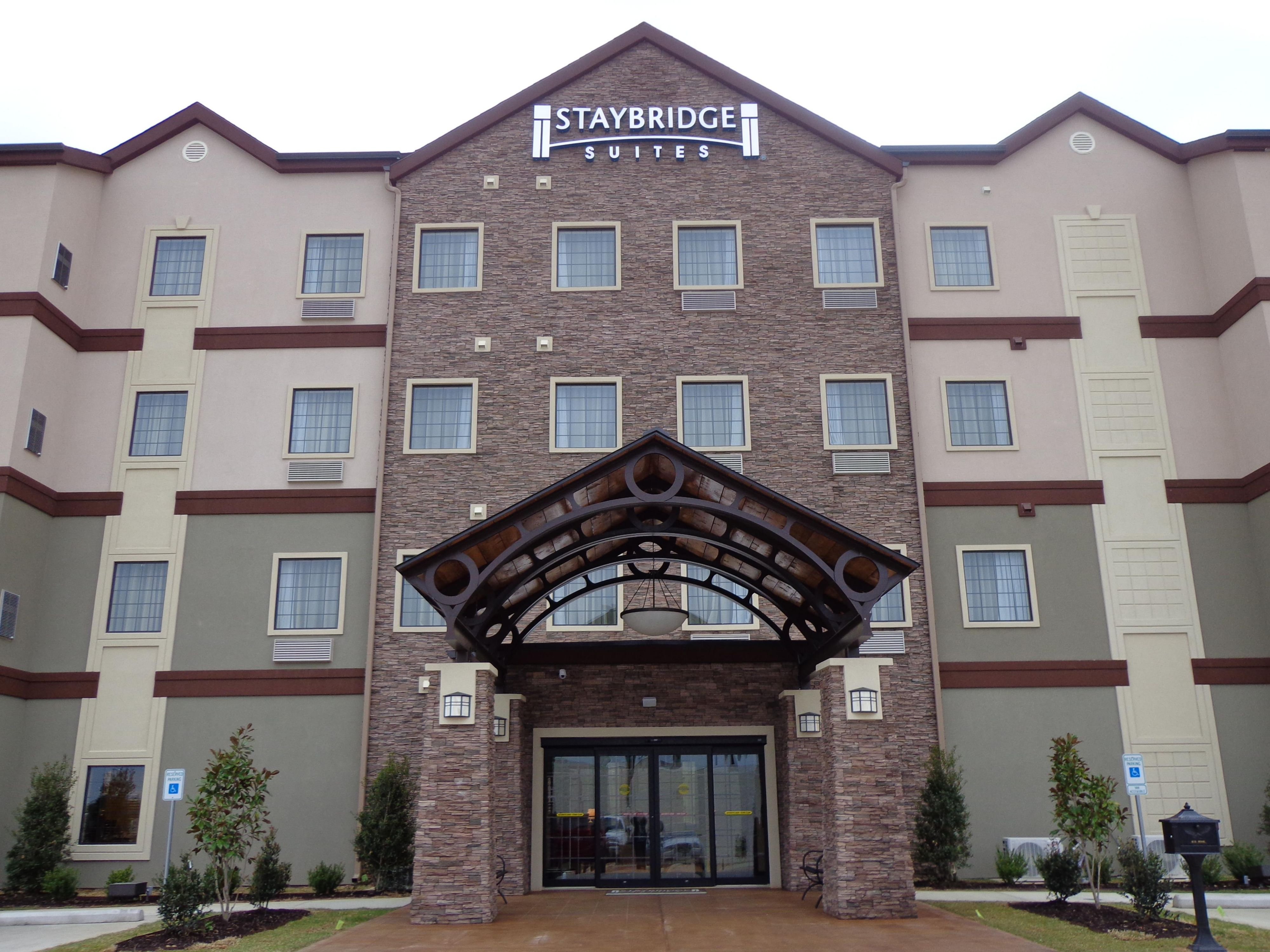 Longview Hotels Staybridge Suites Extended Stay Hotel In Texas