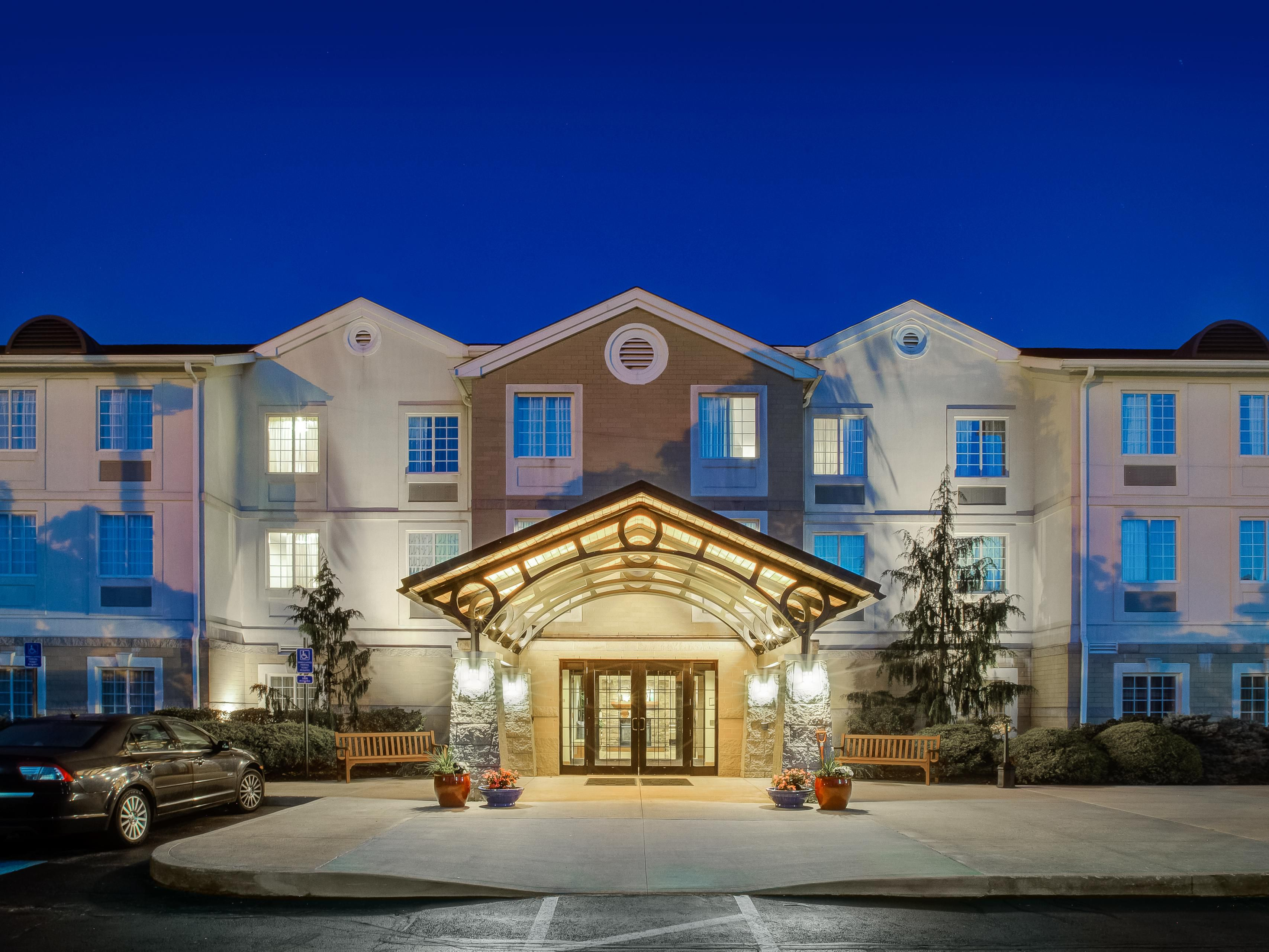 Mayfield Heights Hotels Staybridge Suites Cleveland Hts Beachwd Extended Stay Hotel In Ohio