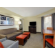 Living/eating area in our 2 Bedroom/2 Bath Suites w/queen sleeper.