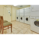 The convenience of our complimentary laundry facility!