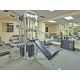 Get a great workout done in our fitness center.
