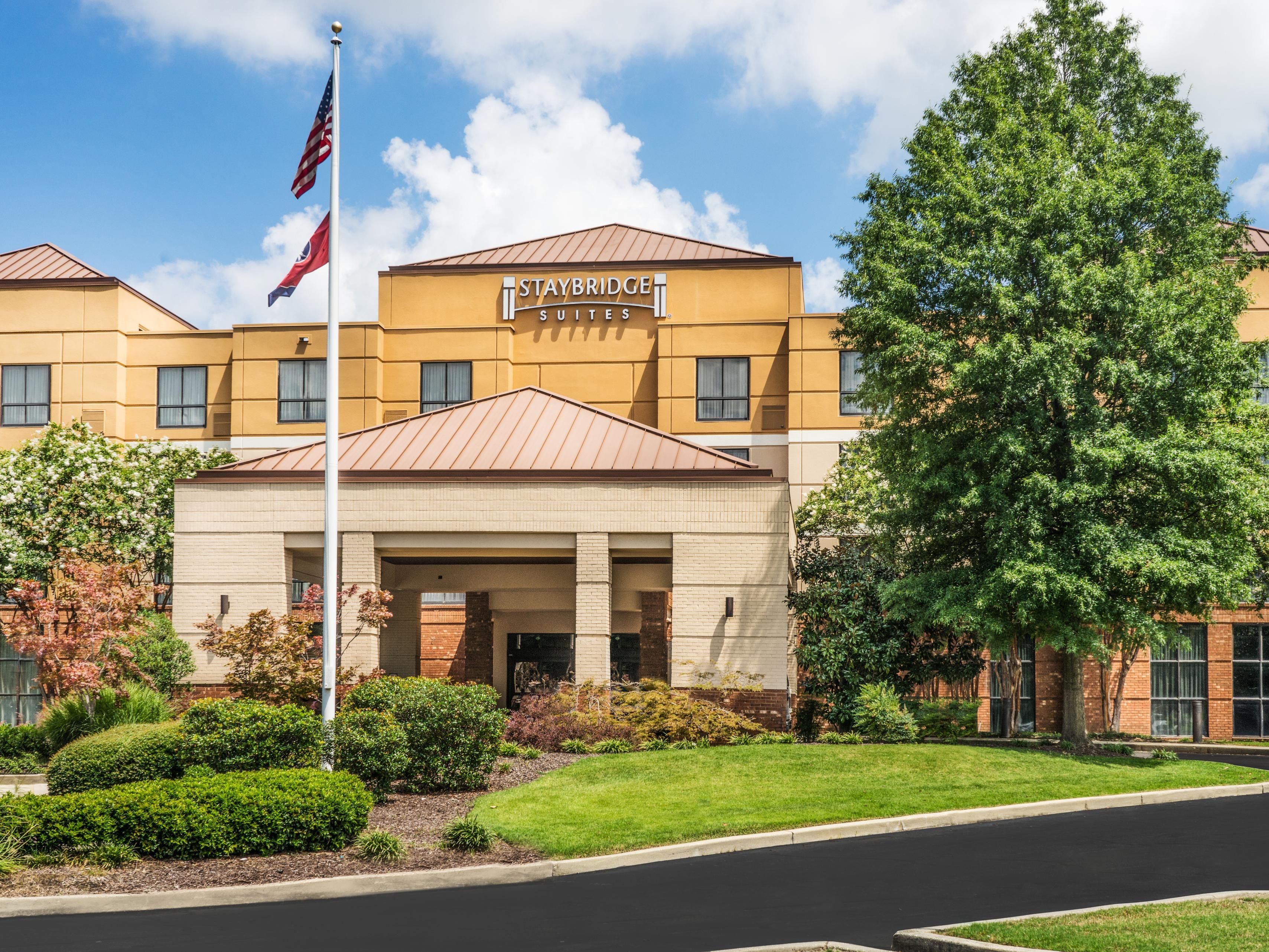 Memphis Hotels Staybridge Suites Memphis Poplar Ave East