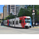 UTA Trax offers convenient access to Downtown Salt Lake City
