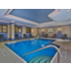 Take a dip in our heated indoor swimming pool.