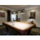 Enjoy a friendly game of pool in our Lounge