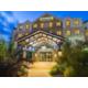 Inviting entrance to Staybridge Suites Missoula