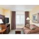 Comfortable Suite Living Area